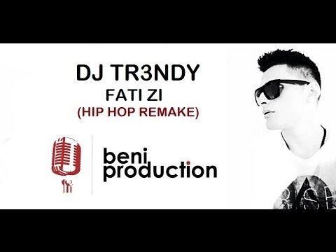 DJ TR3NDY - FATI ZI (HIP HOP REMAKE) Instrumental