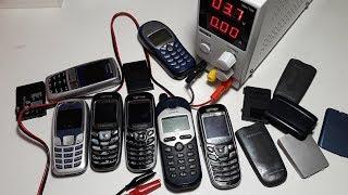 Куча новых телефонов Samsung C230 доноров для восстановления