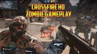 CrossFire HD / CF HD | Zombie War Mod Game Play : Chế Độ Zombie CF HD