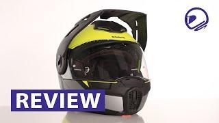 Schuberth E1 Motorhelm Review - MotorKledingCenter