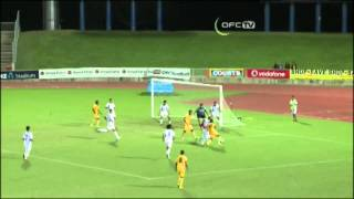 2014 OFC U-20 Championship / MD3 / American Samoa vs Vanuatu Highlights