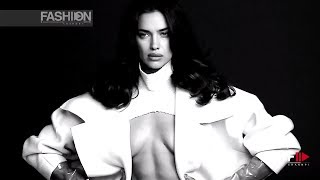 """IRINA SHAYK"" For 7 Hollywood Magazine by Fashion Channel"