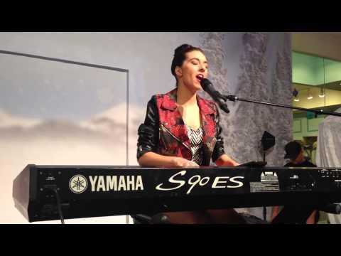 Christina Grimmie -TITANIUM at Westside Pavilion