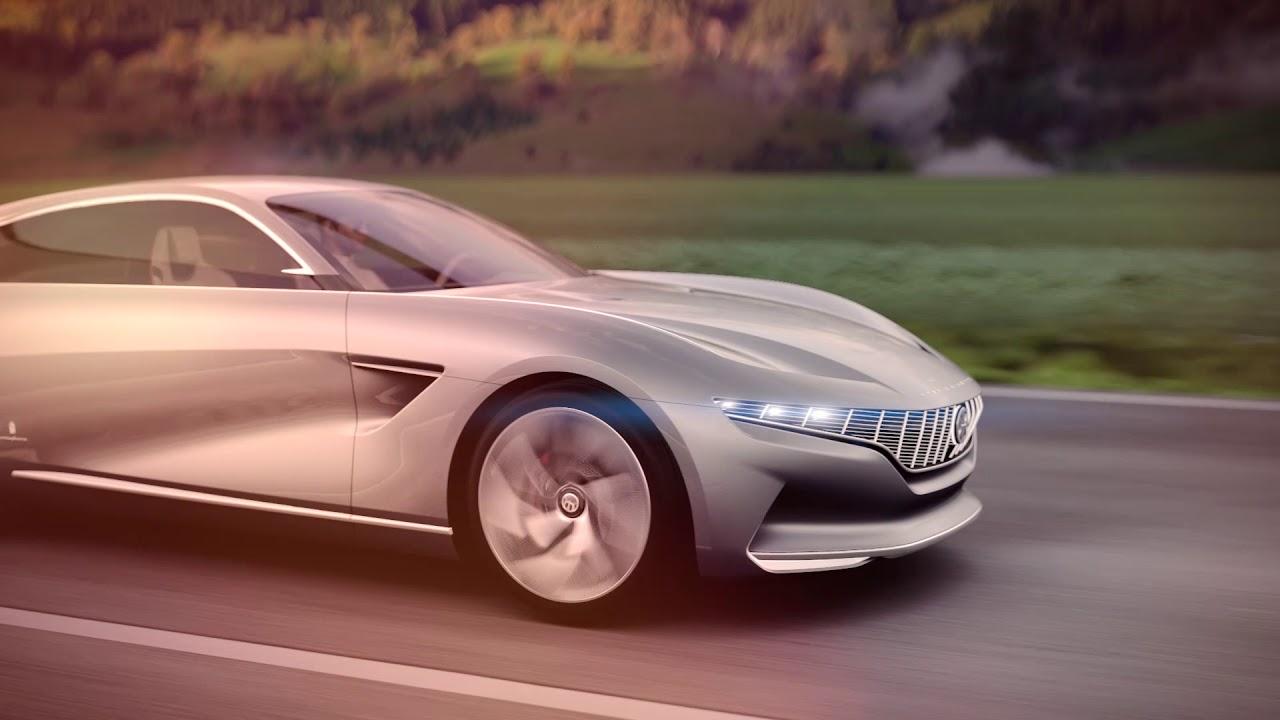 HK GT, elegant and eco friendly Gran Turismo - YouTube