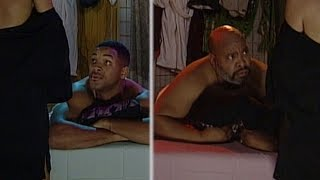 The 'Fresh Prince' When Will And Uncle Phil Accidentally Bought Thanksgiving Handies