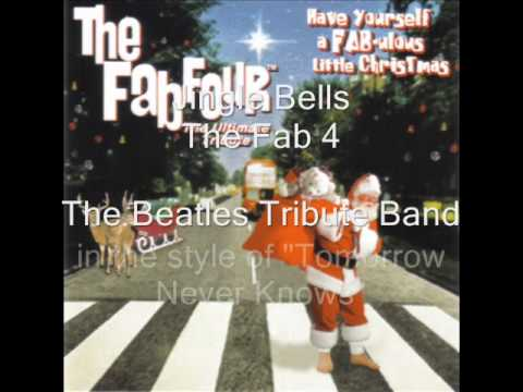 The Fab 4 - Jingle Bells