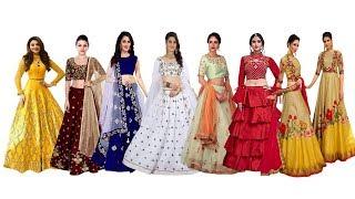 20 Beautiful Lehenga Choli 2019 | Bridal Lehenga Choli Design | Party Wear Lehenga Choli Images
