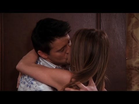 Friends - Barbados, Part 5 / 5 - Joey and Rachel Kiss