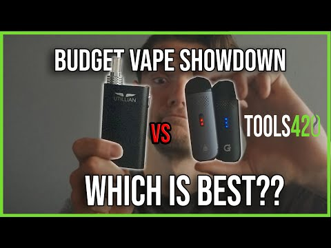 G Pen Dash/CAP vs Utillian 421 – Best budget dry herb vapes in 2020? – 4k