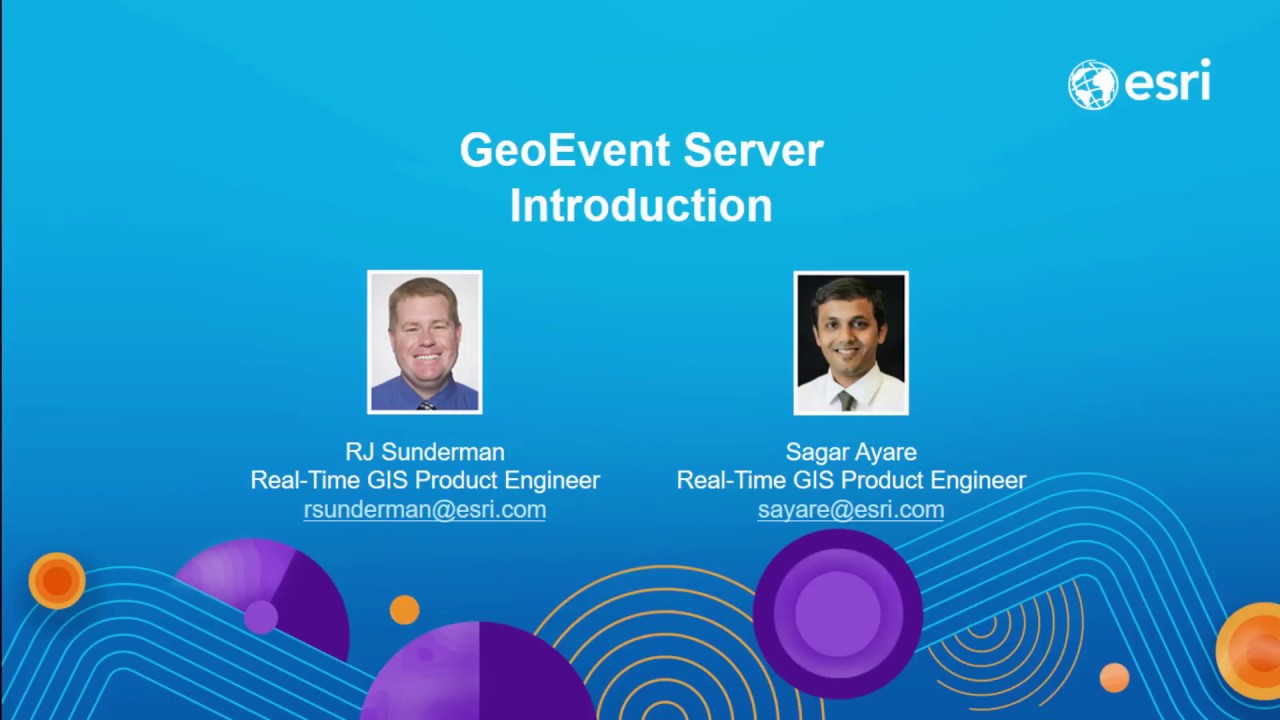 Creating a geoevent service—real-time data feeds and sensors (10. 6.