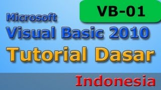 Visual Basic Express 2010 - Tutorial Paket Dasar