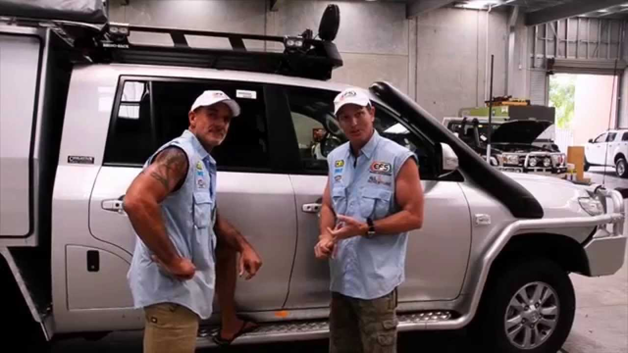 Silver Landcruiser 200 Series Conversion: Part 2 - The ...