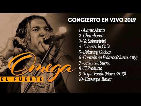 Omega El Fuerte – Melina (en vivo 2019)