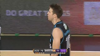 New Zealand Breakers vs. Sydney Kings - Game Highlights
