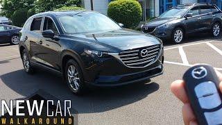 2016 Mazda CX-9 Full In-Depth Walkaround Exterior Engine Trunk Interior