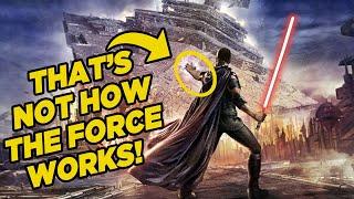 8 Times Video Games Got Star Wars Wrong