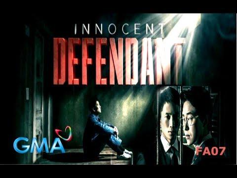 "Innocent Defendant❤️ GMA-7 Theme Song ""Tadhana"" Noel Cabangon (MV with lyrics)"