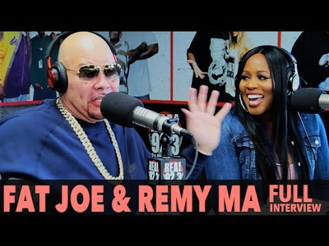 Fat Joe & Remy Ma on New Single 'All The Way Up ft. French Montana' (Full Interview) | BigBoyTV