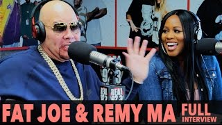 Fat Joe & Remy Ma on New Single