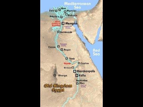 The Egyptian Old Kingdom Youtube