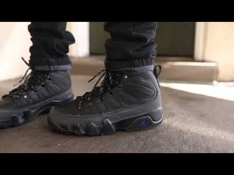 Air Jordan 9 Boot (Dope or Nope) + On
