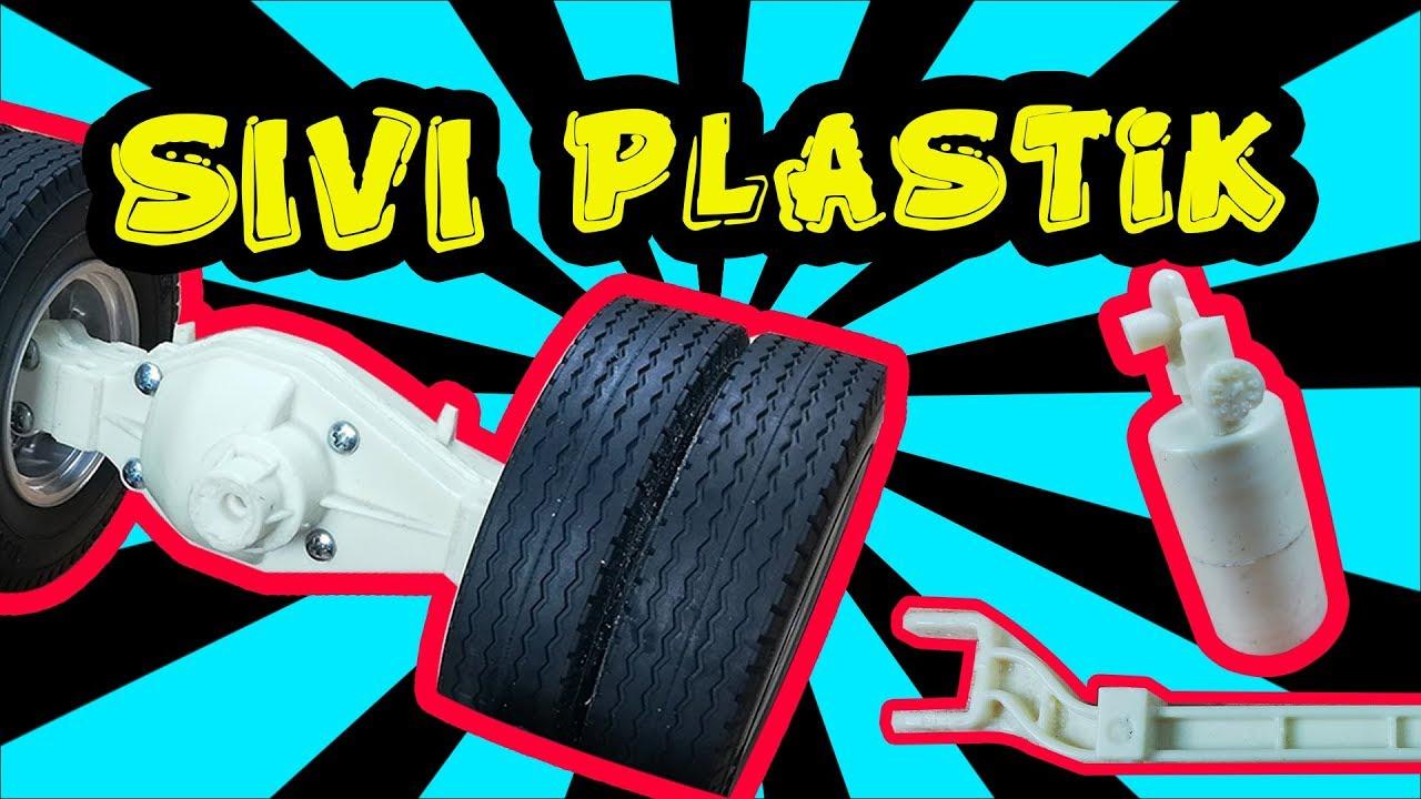 Sivi Plastik Dökümü Poliüretan Reçine Youtube