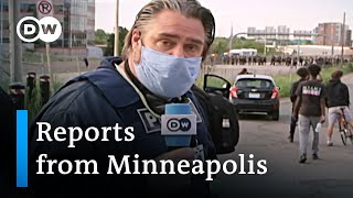 What's happening in Minneapolis? Reports from the ground | DW News