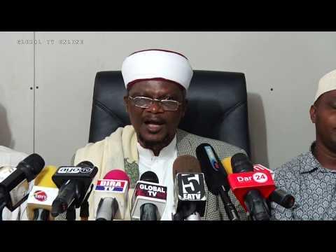 MIAKA 50 YA BAKWATA: Mufti Mkuu Atangaza Maulid