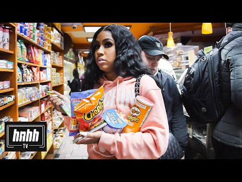 Anjali Queen B - Yung Miami of City Girls Buys & Reveals Her Favorite Snacks