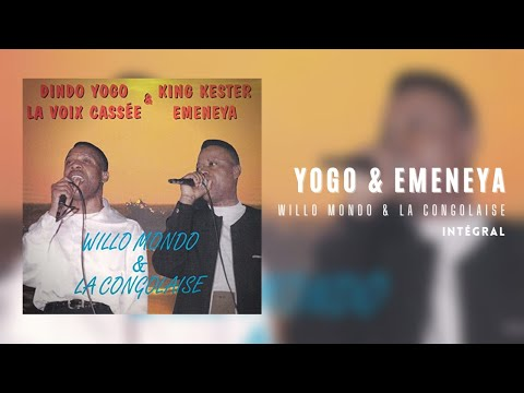 Dindo Yogo & King Kester Emeneya | Willo Mondo Et La Congolaise