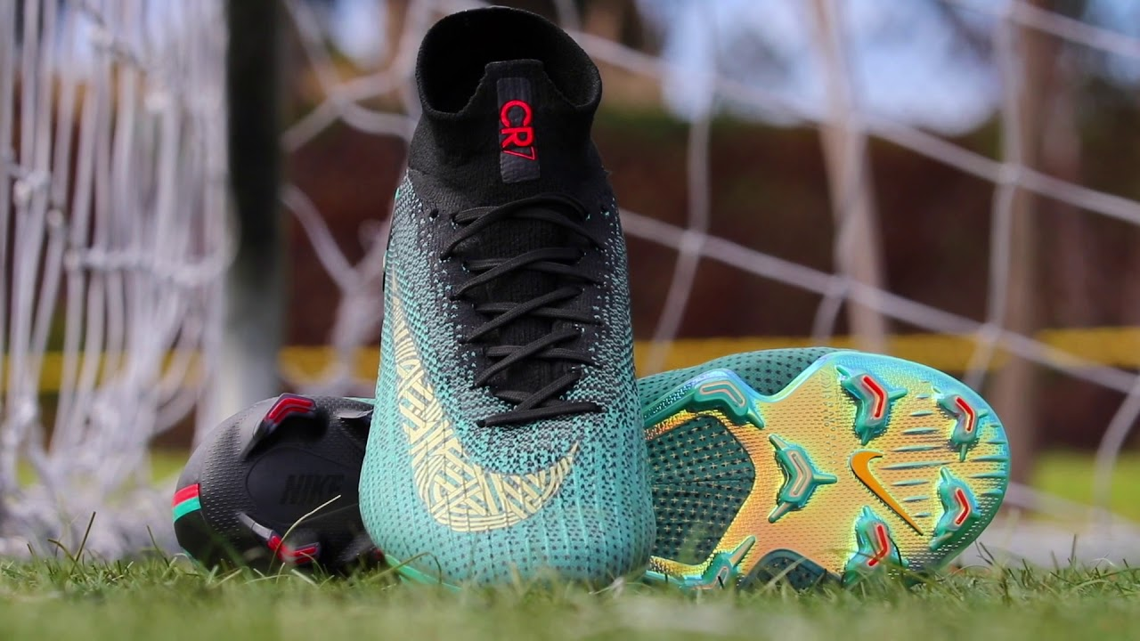 CR7 Superfly Nike Superfly CR7 6 FG Review YouTube 65a6bb