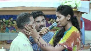 7 Years Deaf Completely Healed At Elavur Retreat Center Chennai