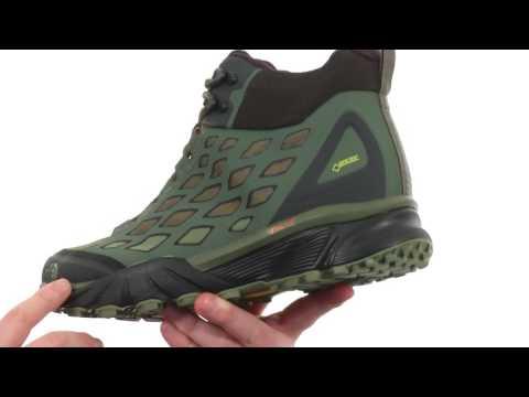 dc9930b12 The North Face Endurus Hike Mid GTX SKU:8832070 - YouTube