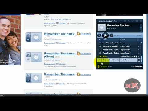 How To Put a Music Playlist On Your Website