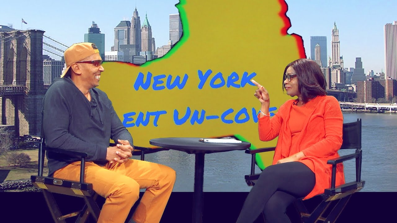 Tony Da King Segment On New York Talent Uncovered TV Show with Host Kelly Somersall