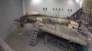 """Pesawat Tempur Inggris Bertema """"Battle of Britain"""""""