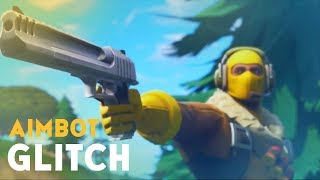 How To Hit Every Shot And Never Miss! (*Aimbot Glitch*) - Fortnite: Battle Royale