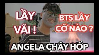 Reaction/Vietnam : Angela Chây Hốp (1) - BTS Funny Moments | Cú Lừa Ngoạn Mục