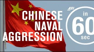 How should Trump respond to Chinese naval aggression in the South China Sea? | IN 60 SECONDS