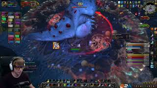 NEXOS VS G'HUUN NORMAL (8.09.18) - World of Warcraft: Battle for Azeroth