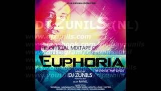 DJ ZUNILS OFFICIAL MIXTAPE OF EUPHORIA NIGHTCLUB SURINAME (98 TRACKS)