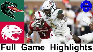 UAB vs South Alabama Highlights | College Football Week 4 | 2020 College Football Highlights