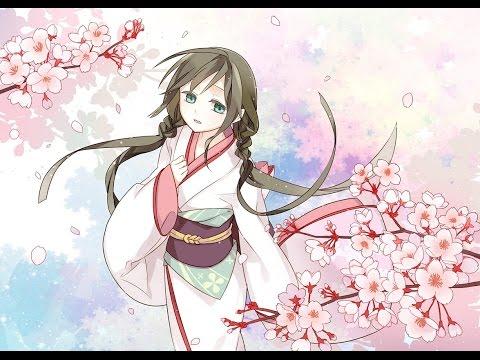【夏語遙】散り急ぐ桜の花に【日文原創曲】