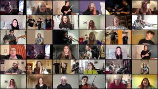 Raise Your Voice - The East Anglian Virtual Ensemble