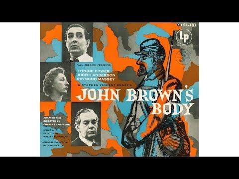 John Brown's Body - Part 1 - Audio Only - Columbia Masterworks