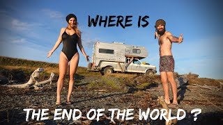 BOONDOCKING REAL END OF THE WORLD / the southernmost place in the World you can drive to