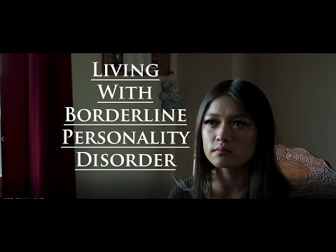 Living With Borderline Personality Disorder (2018) - Interview with