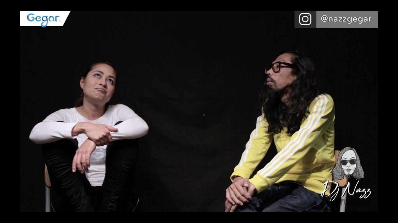 Begitu Begini DJ Nazz Bersama Maya Karin - Mungkin Tuhan Nak Bagi Benda Lain Untuk Saya