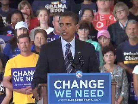 Barack Obama on John McCain's Health Care Plan