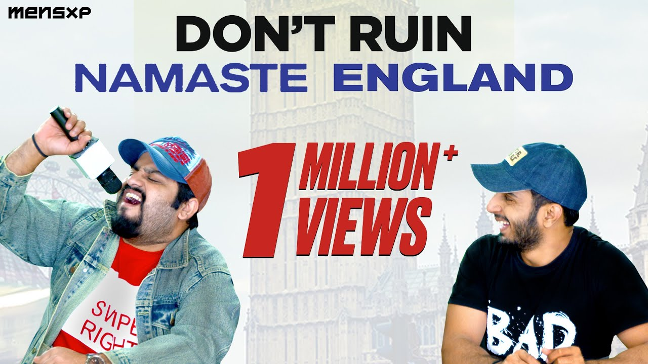Download MensXP: Honest Namaste England Review   What Zain And Shantanu Thought About Namaste England